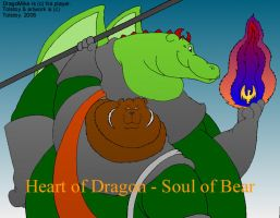 Heart of Dragon - Soul of Bear by Tolstoy