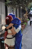Kitty cat katarina and malzahar cosplay lol by ValeeraHime