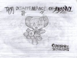 The disappearance of Franny by claudinei230