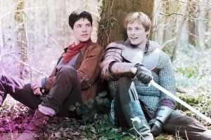 Bradley and Colin by MagicalPictureMaker