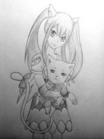 Fairy Tail:Wendy Marvel by TravelingArtist93