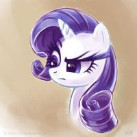 Rarity WTF? by KP-ShadowSquirrel