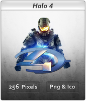 Halo 4 - Icon by Crussong