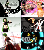 [MMD] x6 Camera Data DLs Pack - 2012+13 Cams by yesbutterfly