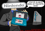 Wii are so lonely... by BrokenTeapot