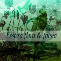 flora and fauna brushes by esstera