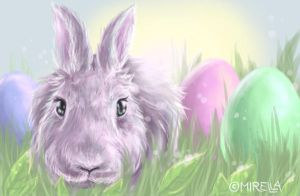 Ready for Easter by Mirella-Gabriele