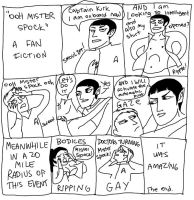 Oh mr spock fanfiction by MariAzca