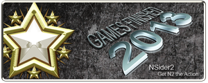 Banner Games Finished 2013 by Shulky