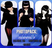 Photopack 002. Jessie J by Manuuselena