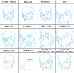 Expression Meme by codeobsidian