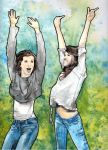 Throw your hands in the air by NitTata