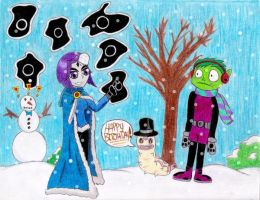 Snow Date by raven-of-shadows
