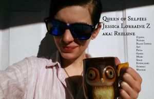 SelfieQueen ProfilePicture 2015 by Reilune