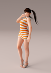 Lei Fang 3DS Render 21 by x2gon