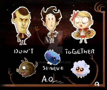 Don't Starve Together by OUWU