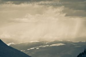 Rain Mountain by wheeler-photographic