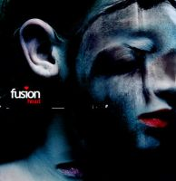 FUSION CD cover by ivangila