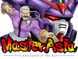 Master Asia - The Undefeated of the East by VictorYonemura