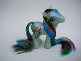 Custom My Little Pony Perot by eponyart