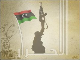 Alahrar in Libya by rawaea