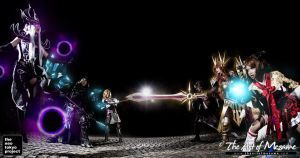 League of Legends: Standoff by ConJurer-CJ