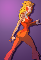 Cheetara by megatigertron by Jukkart