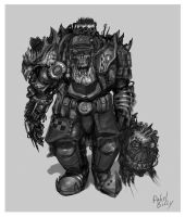 warhammer orks by PabelBilly