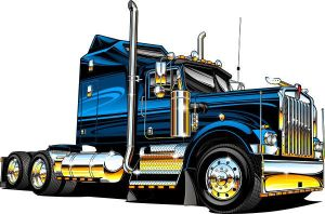 2012 Kenworth W900 by Bmart333