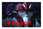 I love Knockout - Stamp 2 by Yula568