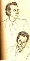 Moriarty sketches by MWaters
