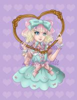 LolitaDesu The Sweet Lolita by liveloveburndie