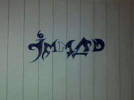 Immad-The Name by Jo-k-eR