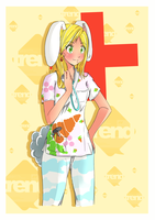 Bunny Doctor by whitechariot
