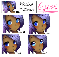 Tutorial::Eyes by kincheri