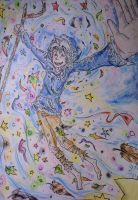 The Wind of Happiness (Happy B-day for Llllawliet) by Hukkis