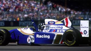 Damon Hill (Great Britain 1994) by F1-history