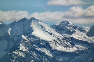 Snowy mountains 10 by Limited-Vision-Stock