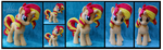 Sunset Shimmer Custom Plushes by Nazegoreng