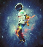 SPACEMAN by brox023