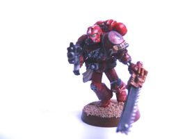 Blood Angel (Old DC model) by ReinoutJansen