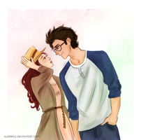 James and Lily by Sudekka