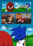 Sonic Fail: 21 - Power Trip [2/3] by RiotaiPrower