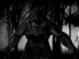 Werewolf by tlmolly86