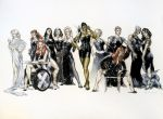 Women of Marvel by RichardCox