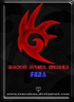 Shadow_Symbol_Brushes by renealexa