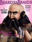 Beards and Braids: Dwalin by AlbinoNial