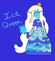 Ice Queen by jarofhearts12