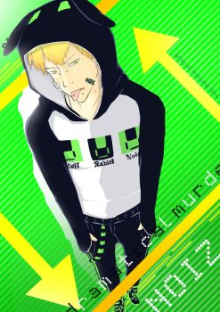 DMMD Noiz by BLACK4REST
