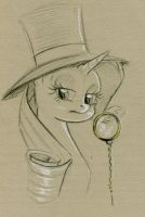 Monocle by Maytee